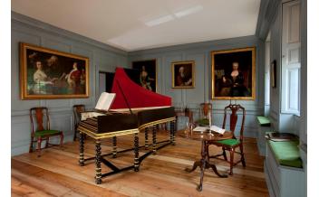 Дом-музей Генделя в Лондоне. Открыт круглый год