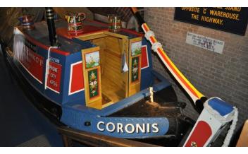 Canal Museum, Londra, Aperto tutto l'anno
