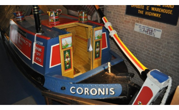 London Canal Museum, All year