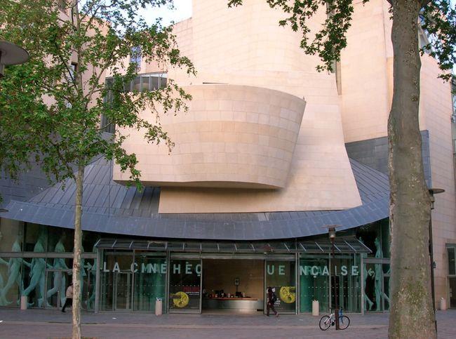 Musée du Cinéma, Paris: All year