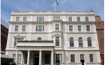 Clarence House, London: Every August