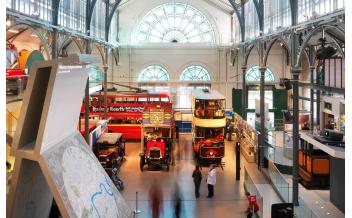 Музей Общественного Транспорта Лондона: Круглый год