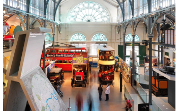 London Transport Museum: All year