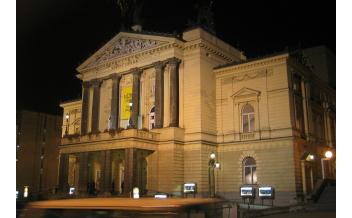 布拉格国家歌剧院,捷克