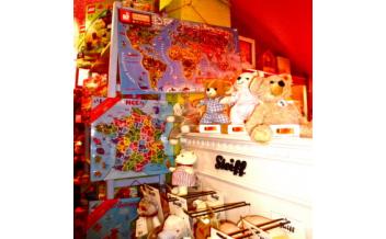 Il était une Fois,很久很久以前玩具店,法國,巴黎