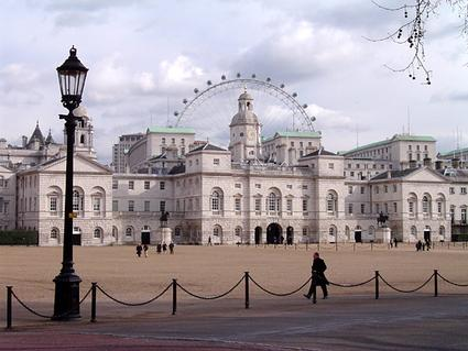 Horse Guards Parade, London: All Year