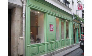 Nadine Delépine, Paris