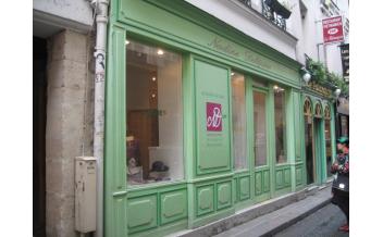 Nadine Delépine, бутик, Париж