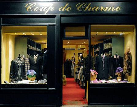 Coup de Charme, Paris
