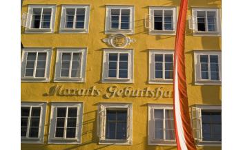 Mozart's Birthplace, Salzburg
