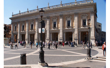 Капитолийские музеи, Италия, Рим