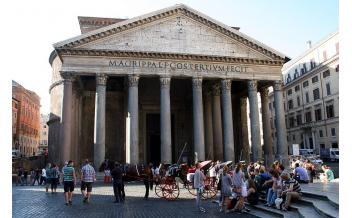 Pantheon, Roma: Tutti i giorni