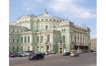 Mariinsky Theatre, Saint Petersburg
