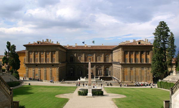Galleria Palatina, Florence: All year