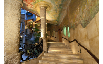 La Pedrera (Casa Milà), Lugar de interés,  Barcelona: todo el año