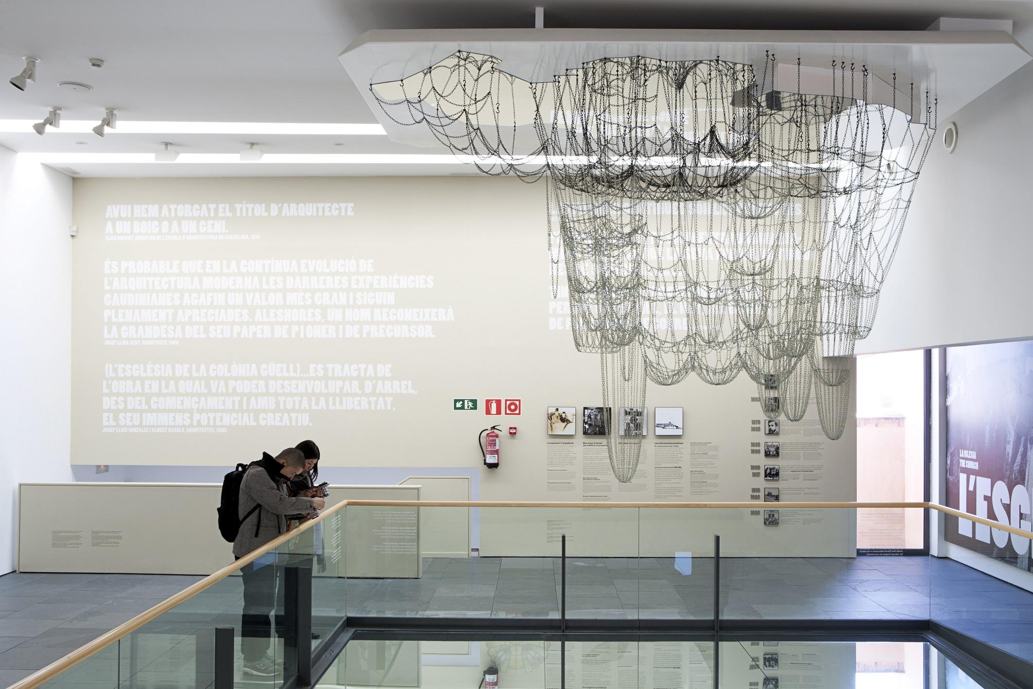 Архитектурный ансамбль Гуэля, Каталония: Круглый год