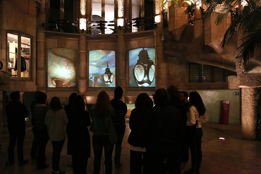 Gaudí's Pedrera: The Origins, Night Visit, Barcelona