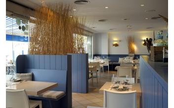La Mar Salada, Restaurant, Barcelone: Toute l'année