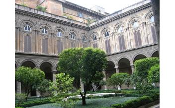 Галерея Дориа-Памфили, Рим, Италия