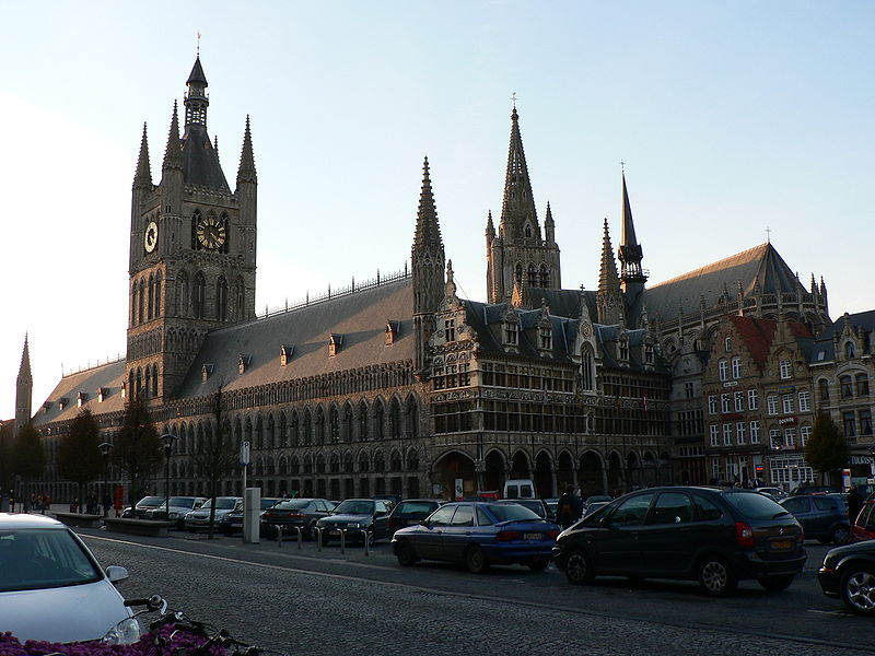 In Flanders Fields Museum, Ieper, Belgium