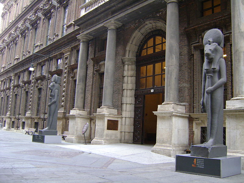 Museum of Egyptian Antiquities, Turin