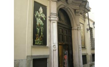 """""""MAO, ingresso"""" di I, Sailko. Con licenza CC BY-SA 3.0 tramite Wikimedia Commons - https://commons.wikimedia.org/wiki/File:MAO,_ingresso.JPG#/media/File:MAO,_ingresso.JPG"""
