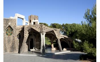 Colonia Güell, Cataluña, lugar de interés, todo el año