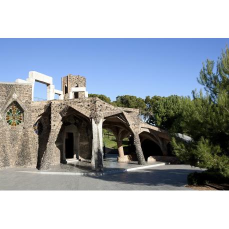 桂尔纺织村 / 古埃尔领地,加泰罗尼亚地区,热门景点,全年开放