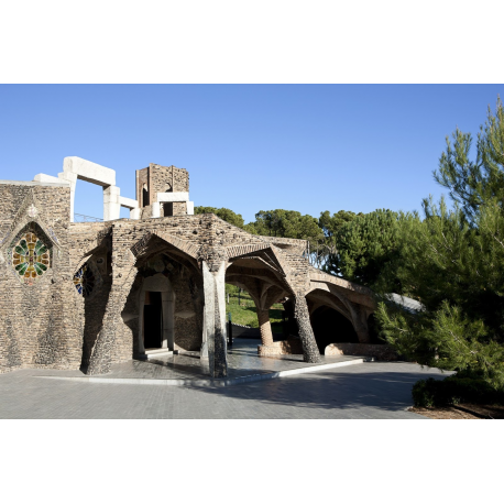 Güell Colony, Place of interest, Barcelona, Spain: All year