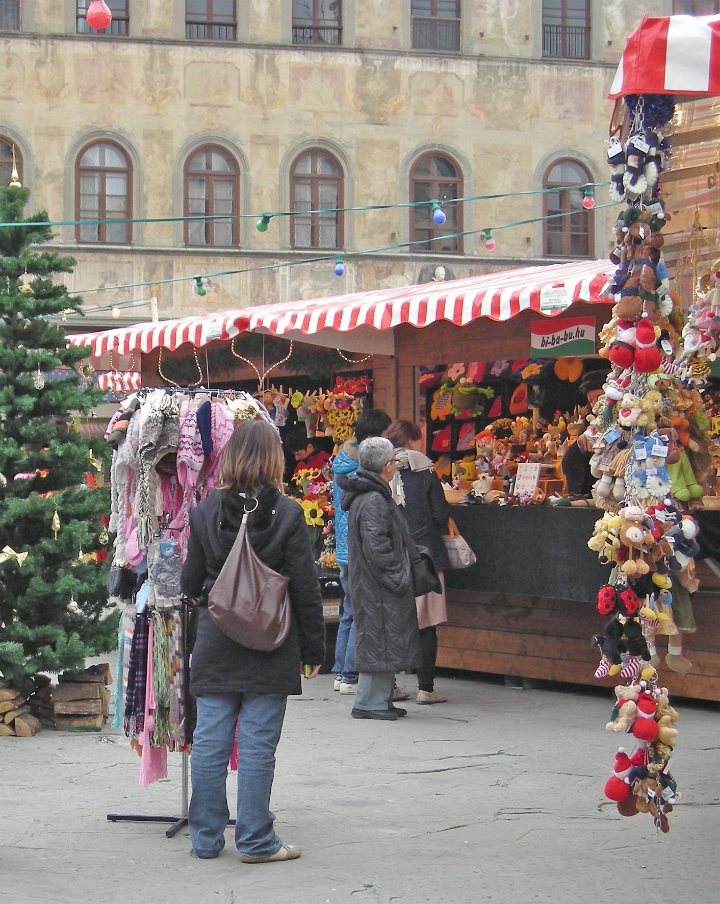 Heidelberg Christmas Market, Florence