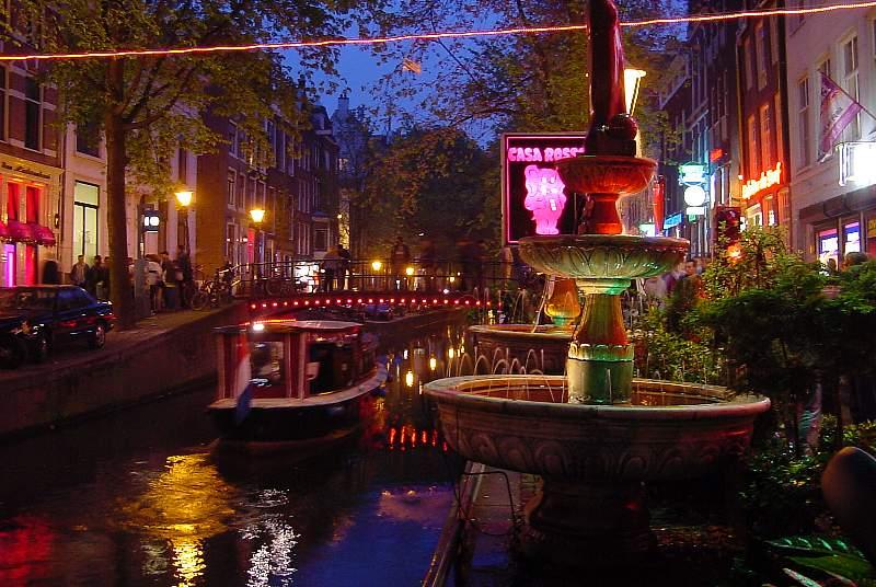 Red Lights District, Amsterdam
