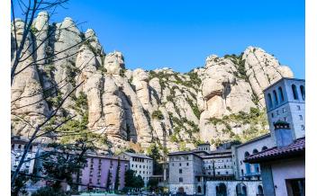 Monastero di  Montserrat, Catalogna, Aperto tutto l'anno