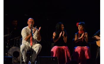 «Ciutat Flamenco», Фестиваль, Барселона: Май