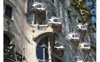 Дом Бальо, Достопримечательность, Барселона: Круглый год