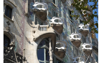 Casa Batlló, Place of Interest, Barcelona: All year