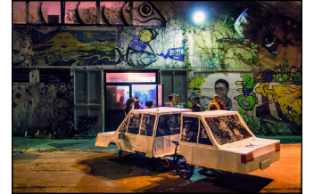 Il B.U.C.O, Centro artístico y cultural, Bolonia