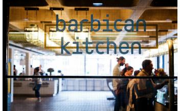 The Barbican Food Hall, Centro Barbican, Londres