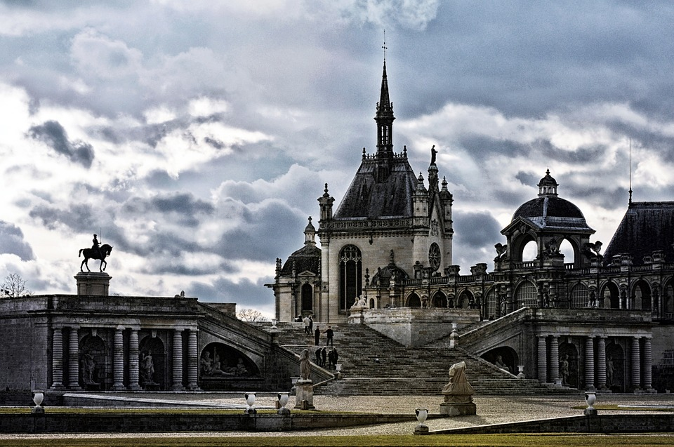 Chateau of Chantilly and Condé Museum: All year