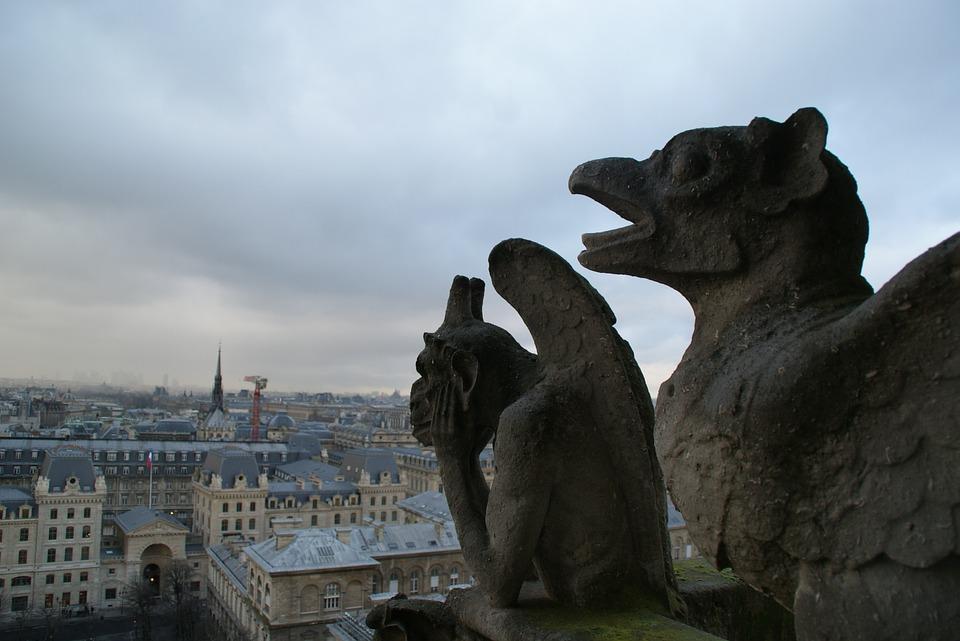 Cattedrale di notre dame parigi aperta tutto l anno for Giardini fioriti tutto l anno