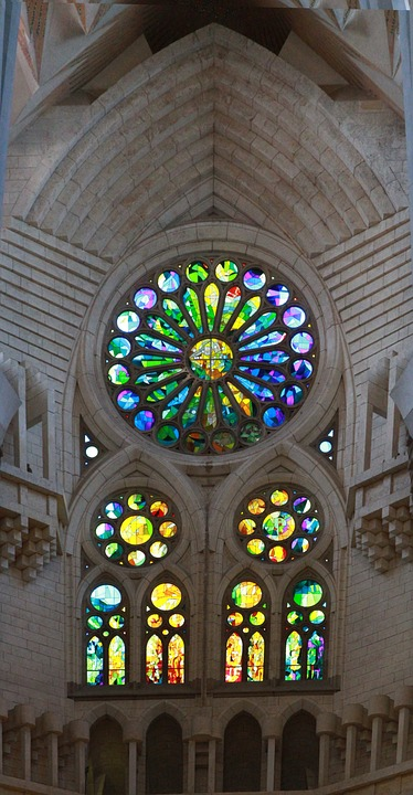 Sagrada Familia, Barcelona: All year