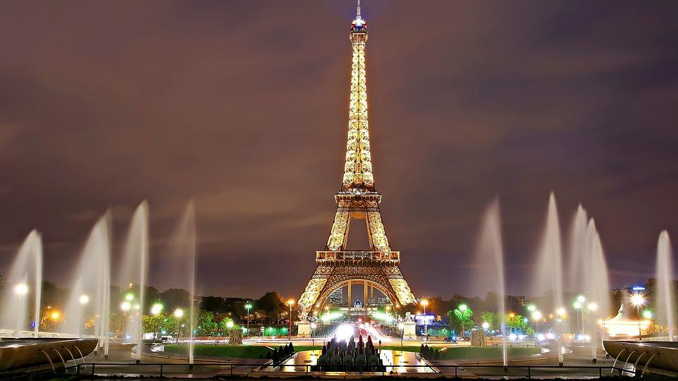 Eiffel Tower, Paris: All year