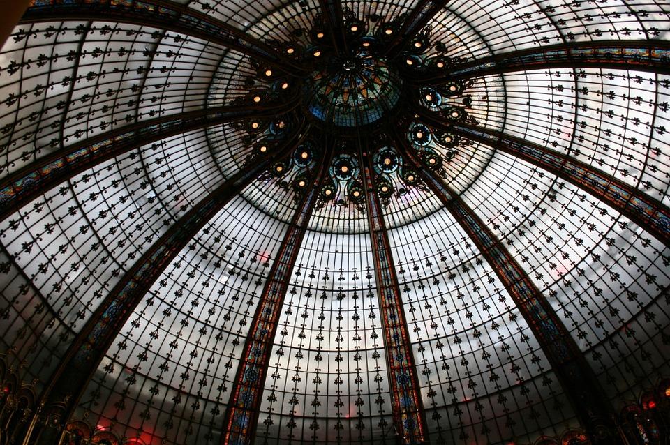 Galeries Lafayette, Paris: All year