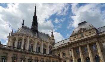 Sainte Chapelle, Paris: All year