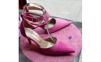 Florence Kooijman, Shoe shop, Paris