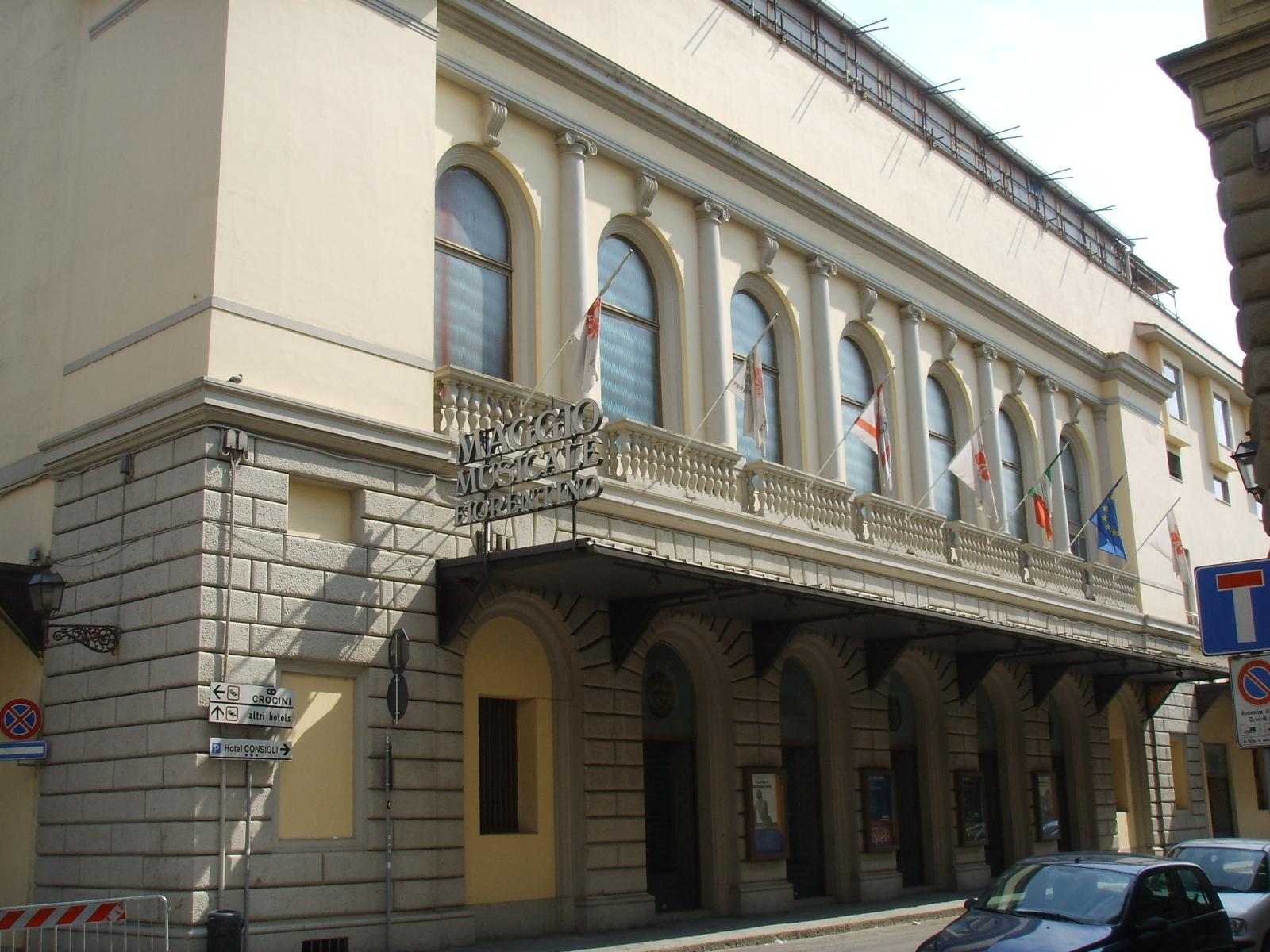 Teatro del Maggio Musicale Fiorentino, Florence: All year