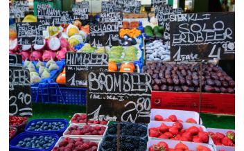 Рынок Нашмаркт, Вена