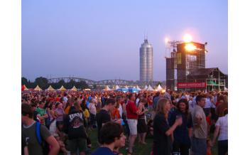 Festival de la Isla del Danubio, Viena: Mes de Junio