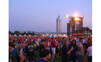 Danube Island Festival, Vienna: Every June