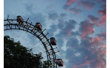 Prater, Viena: Todo el año