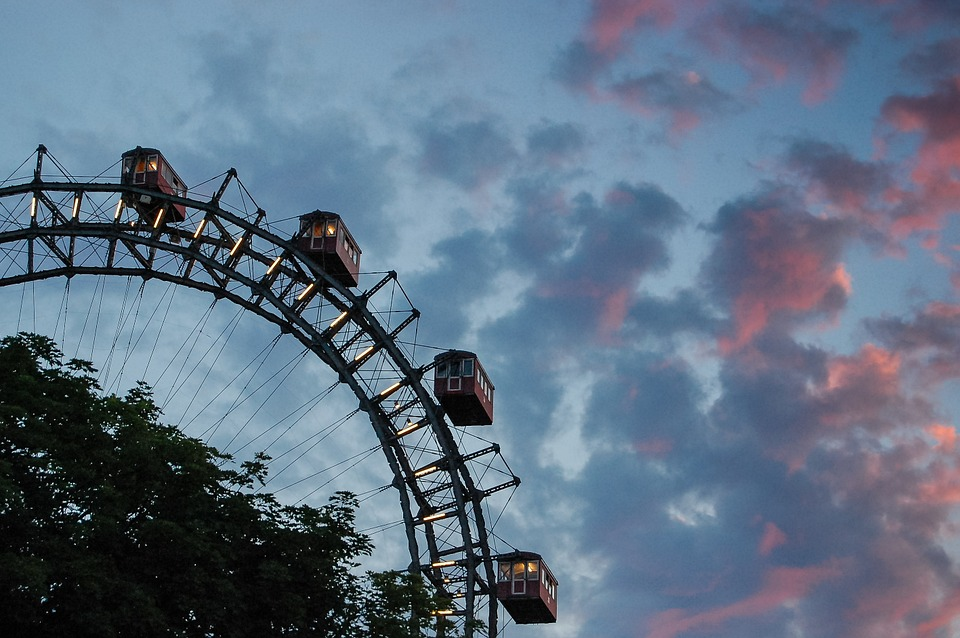 The Prater, Vienna: All year